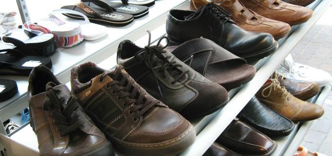 Schuhaufbewahrungssysteme