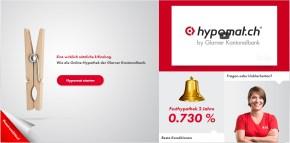 Online-Hypothek