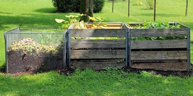 Richtig kompostieren im Garten