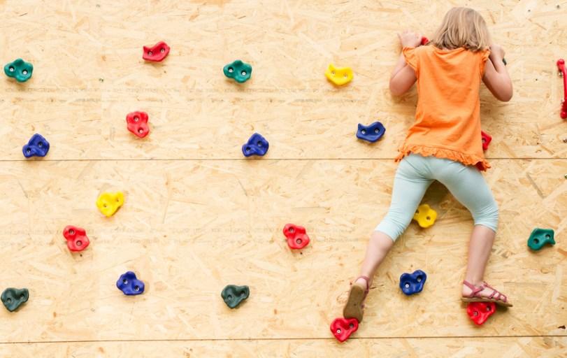 Kletterwand für\'s Kinderzimmer   Bauen und Wohnen in der Schweiz