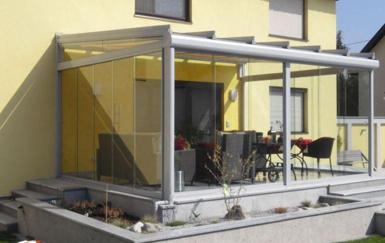 Terrassenverglasung Bauen Und Wohnen In Der Schweiz