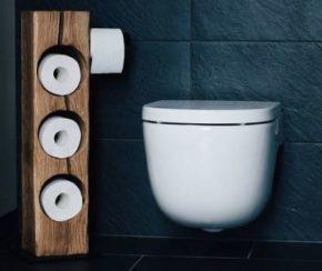 5 Ideen Zur Toilettenpapier Aufbewahrung Bauen Und Wohnen