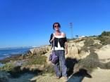 San at the beach