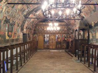 Arbanasi Nativity Church
