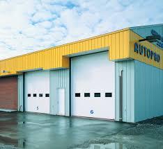 commercial garage doors san jose