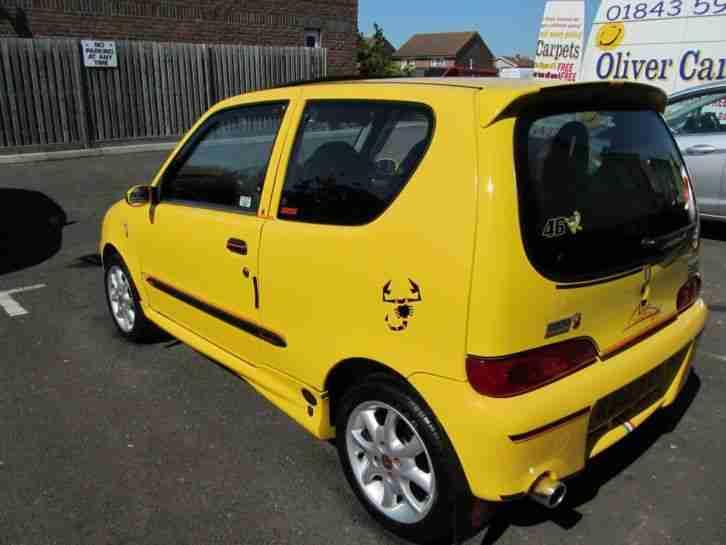 Fiat 500 Car Battery