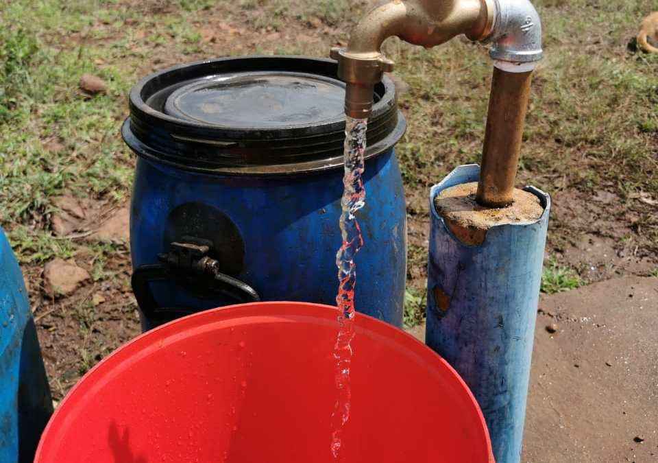 Water Project for the KwaNgwena Community