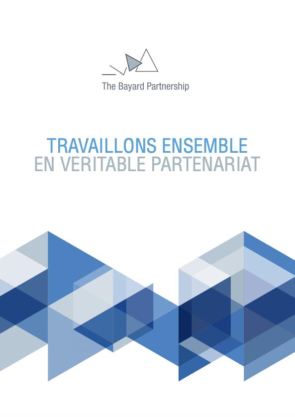 "Download brochure ""Travaillons Ensemble en Veritable Partenariat"""