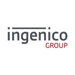 Client logo Ingenico