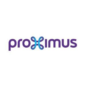 Client logo Proximus