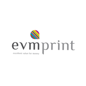 Client logo EVM Print