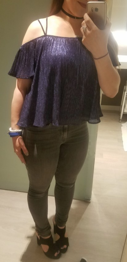 Saturday Night Going Out Outfit