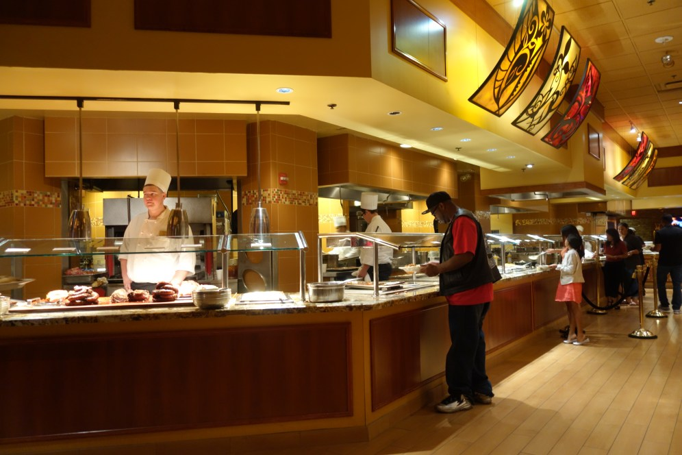 The Buffet Eldorado Reno