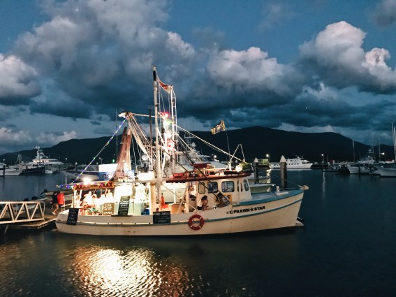 Prawn Star Seafood Cairns Australia