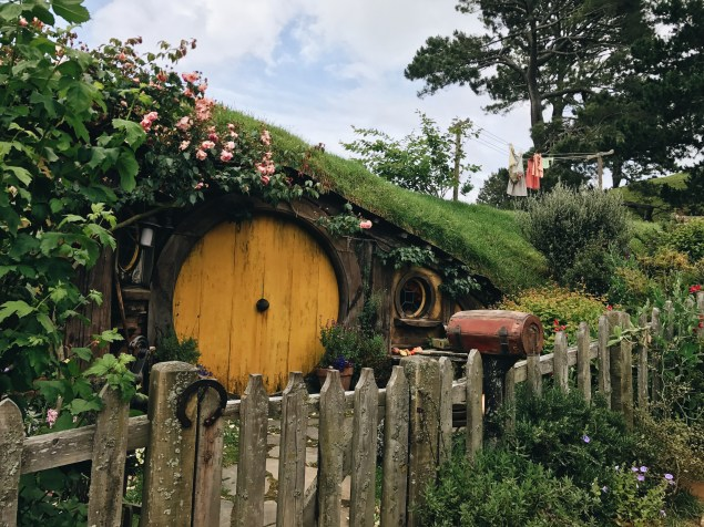 Hobbiton Lord of the Rings New Zealand