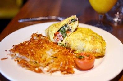 Ritz Carlton Lake Tahoe Manzanita Omelette Brunch