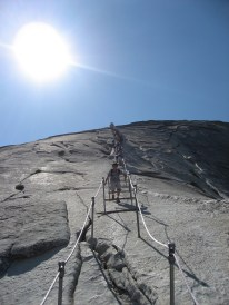 Half Dome Hike Yosemite