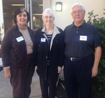 Dolores, Jean, Enrique