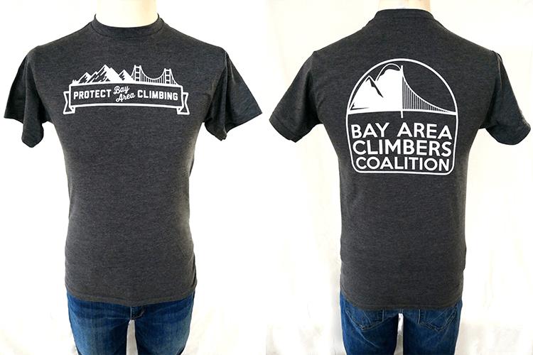 BACC t-shirt