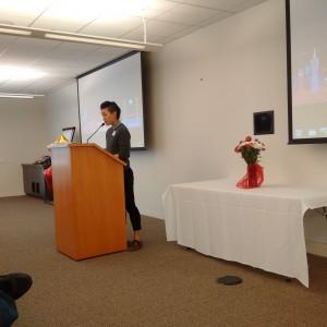 PSC Luigi K Reads Employment Success Stories