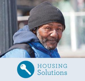 Housing Solutions block