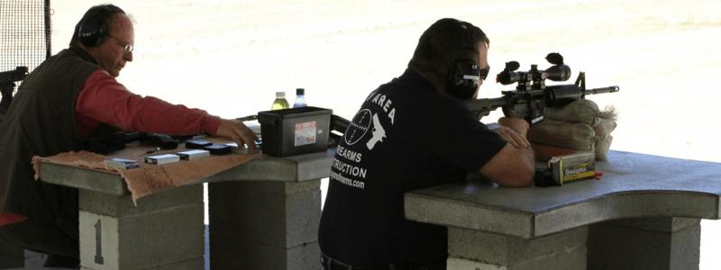 Bay Area Firearms Training