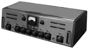 RCA 76B Radio Console