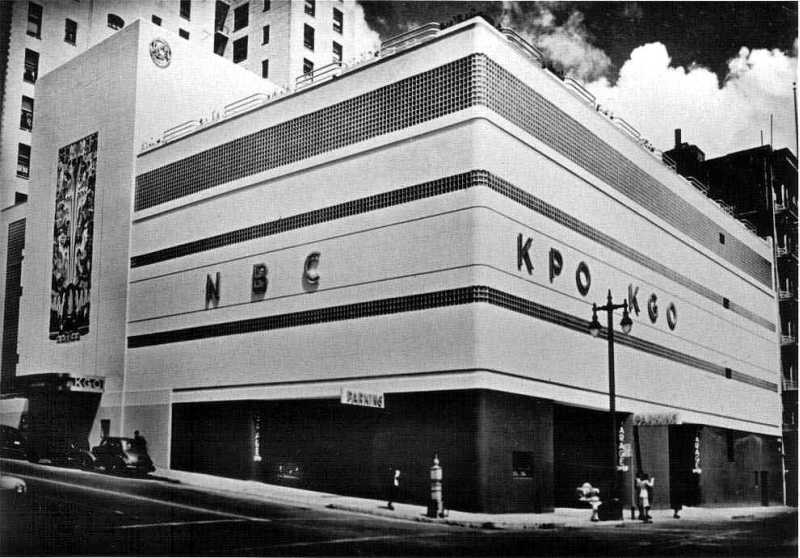 NBC Radio City Building