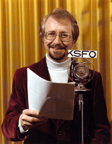 John Gilliland, c. 1976