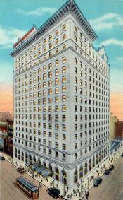 The Clift Hotel (Image)