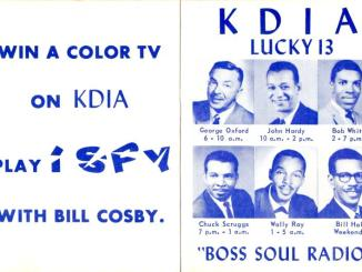 KDIA Music Survey (Image)