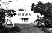 KEEN Transmitter Site (1976 Photo)