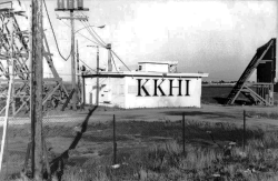 KKHI Belmont Transmitter (Photo)