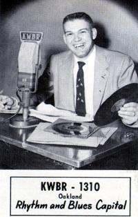 KWBR Bouncin Bill Promo Card (Image)