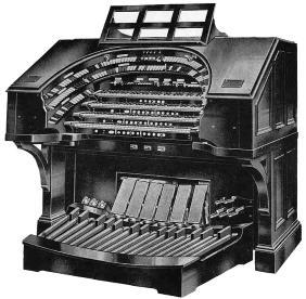 Wurlitzer 285 Organ (Image)