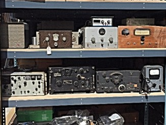 CHRS Surplus Radios (Photo)