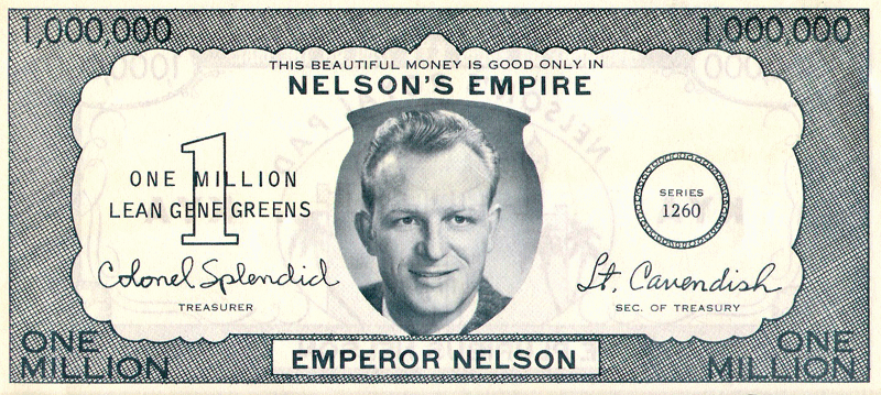 Gene Nelson KYA Money (Image)