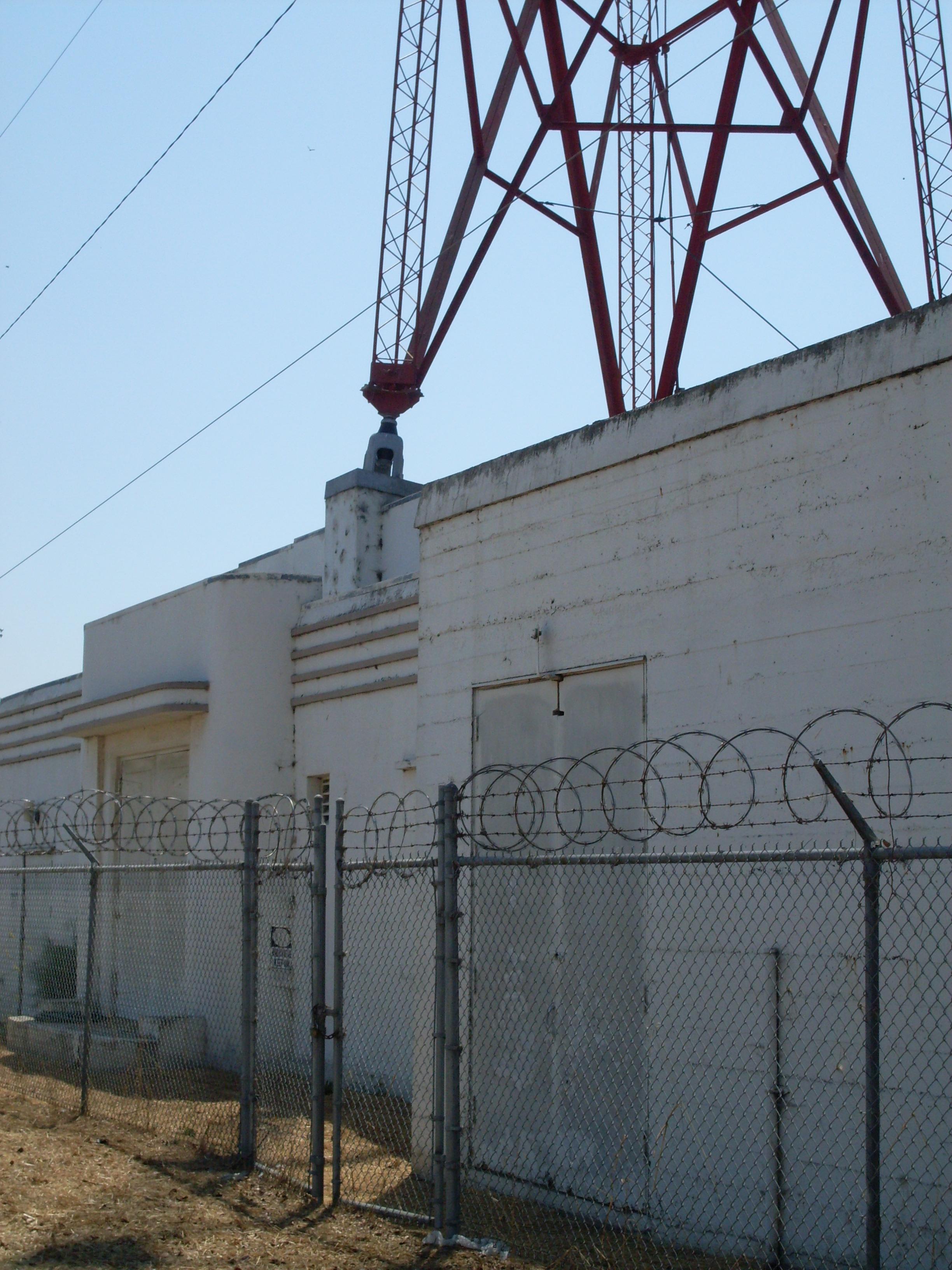 KSFO Transmitter Building