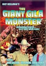 Giant Gila Monster Poster (Image)