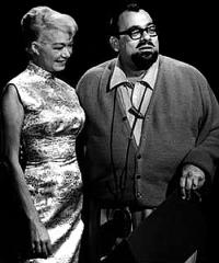 Jazzbo and June Christy (Photo)