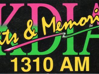 KDIA 1310 Logo (1984)