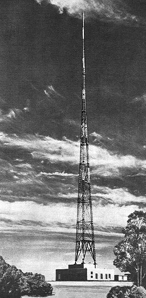 KSFO radio Transmitter (Illustration)