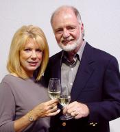 Mike Cleary and Mary Anne Cleary (2004 Photo)