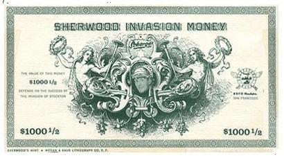 Sherwood Invasion Money (Image)