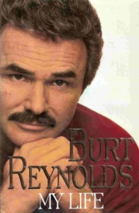 Burt Reynolds Book Cover (Image)