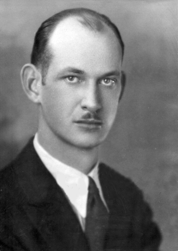 Frank Cope (1929 Photo)