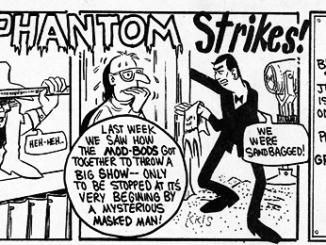Radio Ray Cartoon (Bobby Ocean)