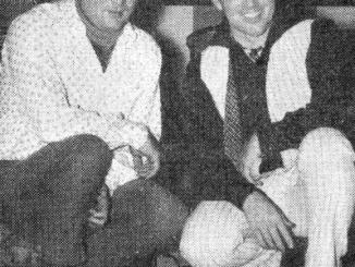 Johnny Van and Larry Ickes (Photo)