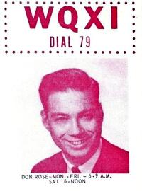 Dr. Don Rose (WQXI Photo)
