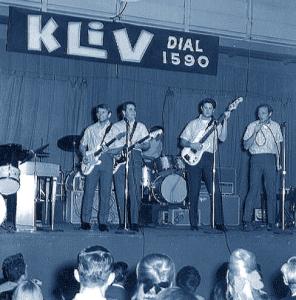 Beach Boys KLIV Concert (Photo)